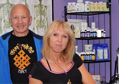 Frans en Monique van Beers